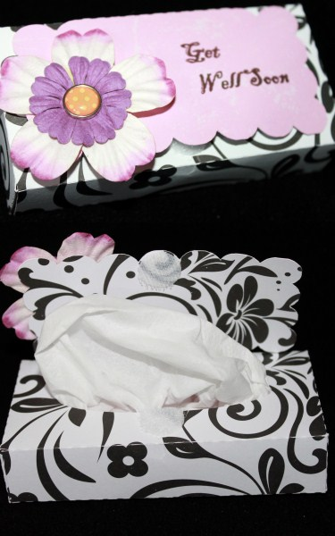 237 Kleenex Box *GSD* in Card Gallery