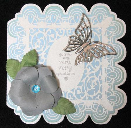 Scalloped Layer Cards 13 & 14 - craftrobo/cameo in Card Gallery