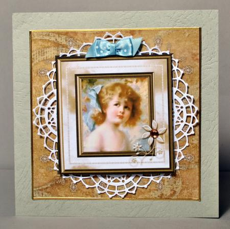 Card Gallery - Golden Girl