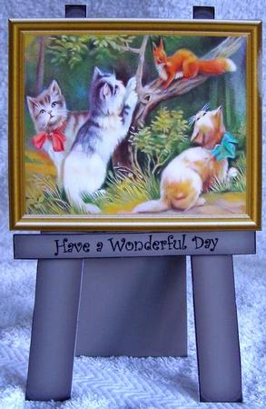 Card Gallery - wonderful cats
