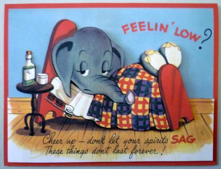 Bildergebnis für get well soon elephant