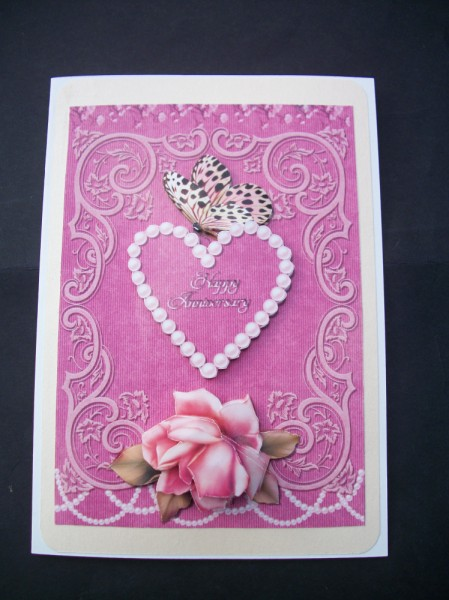 Card Gallery - Pearl wedding