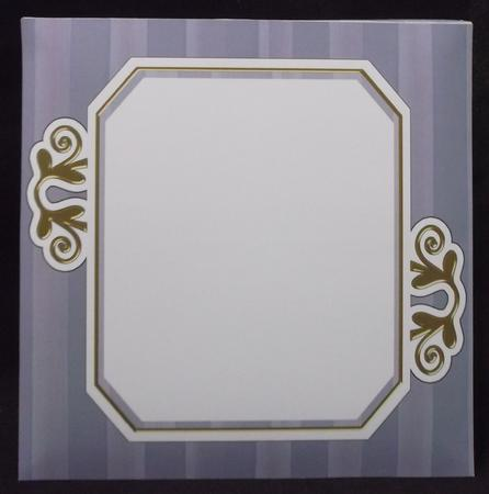 Blue Church Fancy Emerald 8in Envelope Mini Kit in Card Gallery