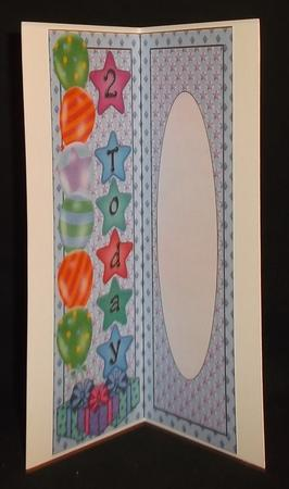 Birthday Insert 4 in Card Gallery