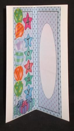 Birthday Insert 6 in Card Gallery