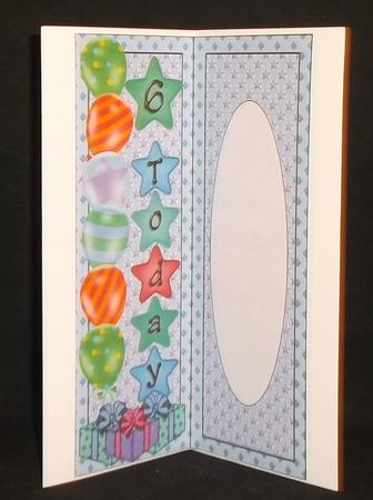 Birthday Insert 8 in Card Gallery