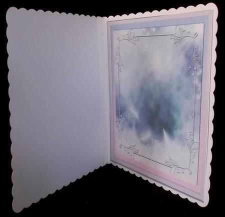 Pretty Lilac Insert to Match Cup612811_719 in Card Gallery