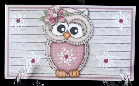 Winter Ollie Money Wallet in Card Gallery