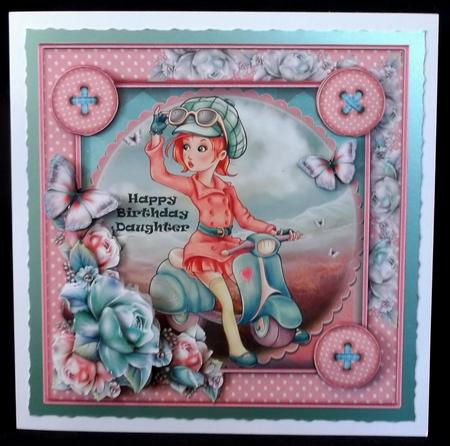 Life is a Journey - enjoy the Ride in Card Gallery