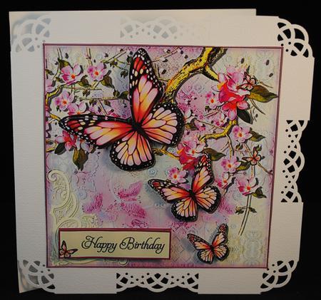 Card Gallery - Just butterflies