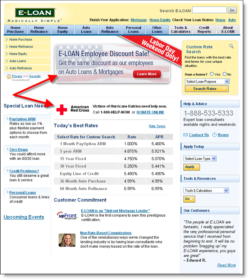 Eloan_employee_pricing_website