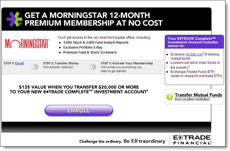 Etrade_morningstar_offer