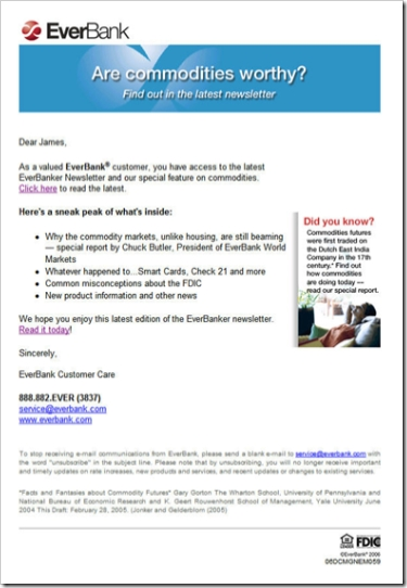 Everbank Oct newsletter CLICK TO ENLARGE