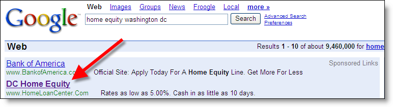 Google_homeequitydc_search