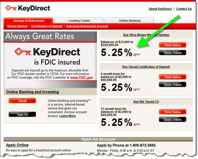 Keydirect_rates_30jan07