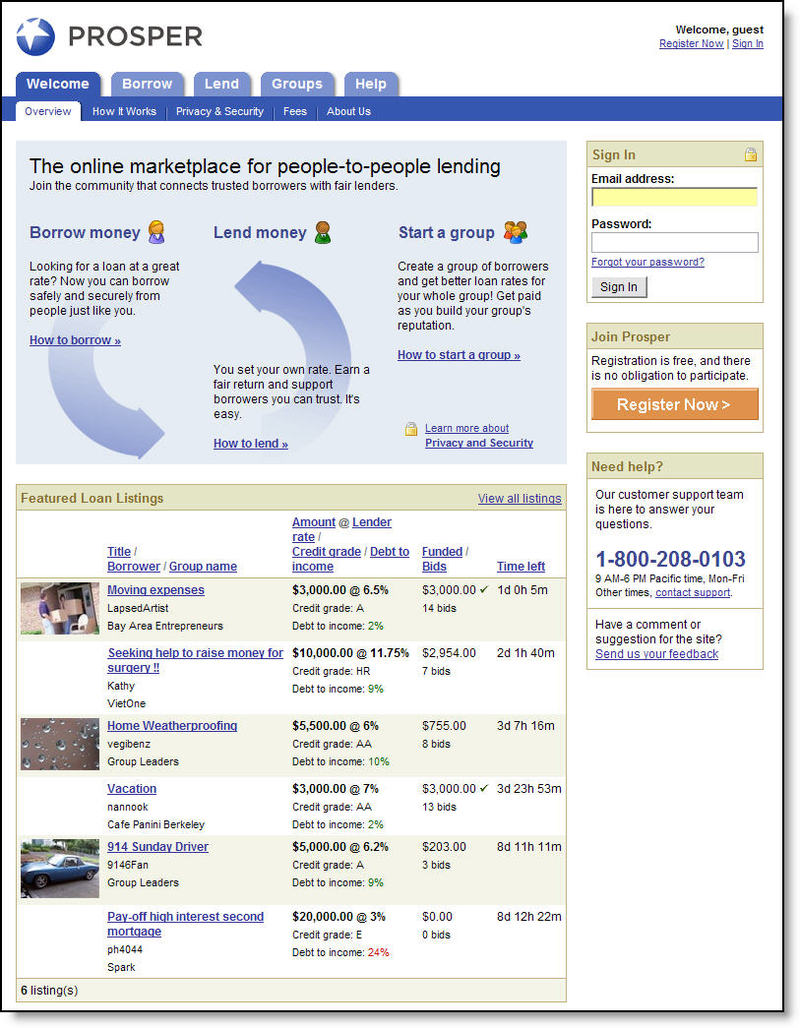 Prosper_homepage