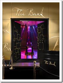 The Bank nightclub, Las Vegas