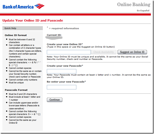 Bank of america finally forces username change no more social image thecheapjerseys Choice Image