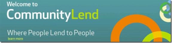 CommunityLend banner