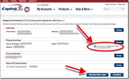 Capital one login account for Yamaha credit card capital one