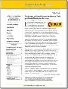 Online Banking Report
