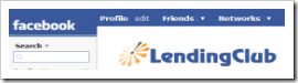 Link to Lending Club homepage