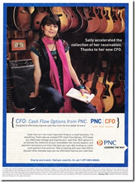 Pnc bank archives page 2 of 3 finovate thats why i was especially intrigued with the pnc bank ad in the augsep issue of businessweek smallbiz magazine not only had pnc bank shelled out for a reheart Image collections