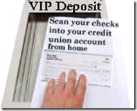VIP Deposit from Sharon Credit Union