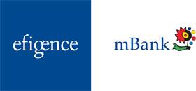 logo-mBank & Efigence