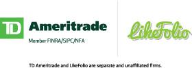 logo-TD Ameritrade & LikeFolio