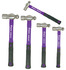 5501A-5PC BP HAMMER SET W/FIB HANDLE