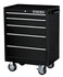 "EX2605RCBK-26"" BLACK TOOL BOX"