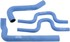 5018-SUPER HI-MILER  BLUE HOSE KIT (SAE 20R3)  -  CHRYSLER PT CRUISER 2.4lL TURBO 2004-2005
