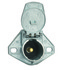 15-320-Socket - Single Pole, Metallic