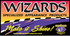 11001-2'X5' WIZARDS BANNER