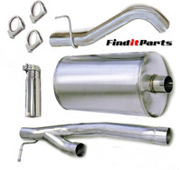 Exhaust Parts