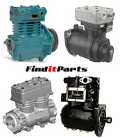 Air Brake Compressors (New and Reman)