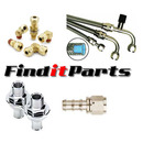13006-J-Adapter Brass Assy  Str
