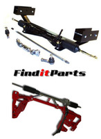 Rack and Pinion and Kits