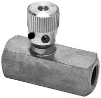 Flow Control Valves