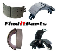 Brake Shoes &amp;amp; Pads (Air Brake)