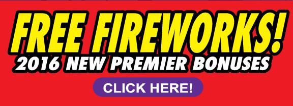 Free Fireworks With Phantom