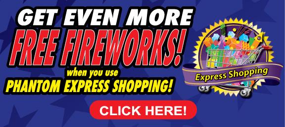 Free Fireworks with Phantom Fireworks