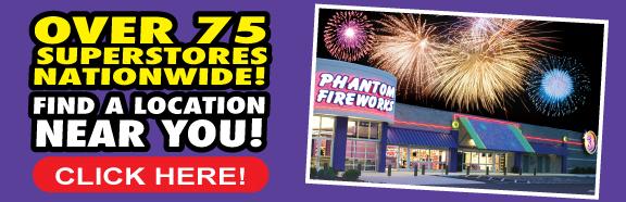 Fireworks Locations