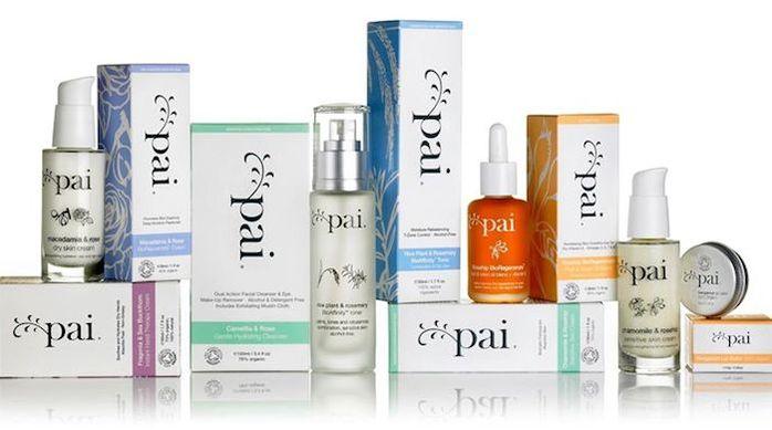 Pai Skincare slideshow image