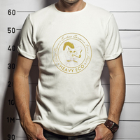 Cheap organic eastern european prison shit T-shirt image