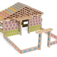 100 Piece Construction Set image