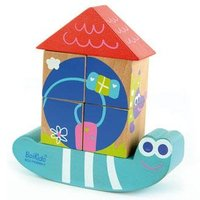 Cube Puzzle Snail image