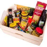 Basket of products image