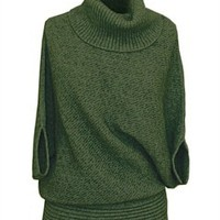 Cowl square sweater image